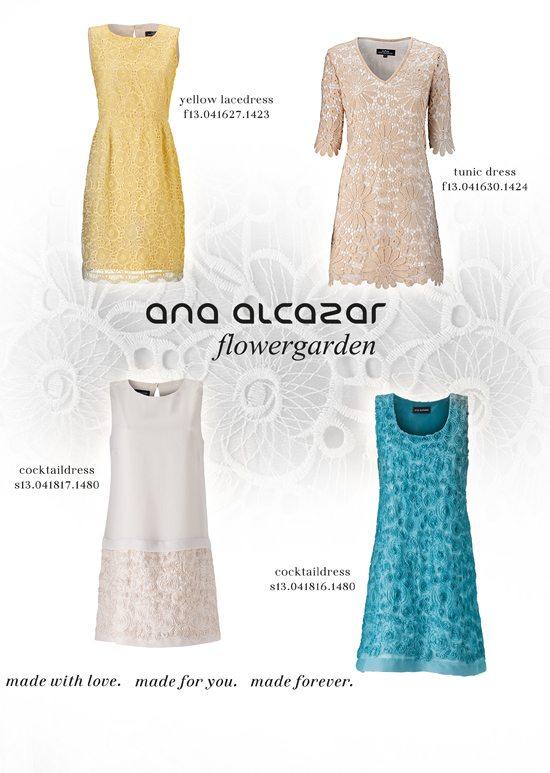 Abiballkleider mit Blumenprint von ana alcazar