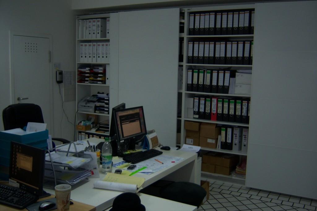 ana alcazar Büroräume