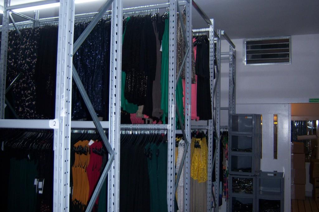 Lagerräume ana alcazar