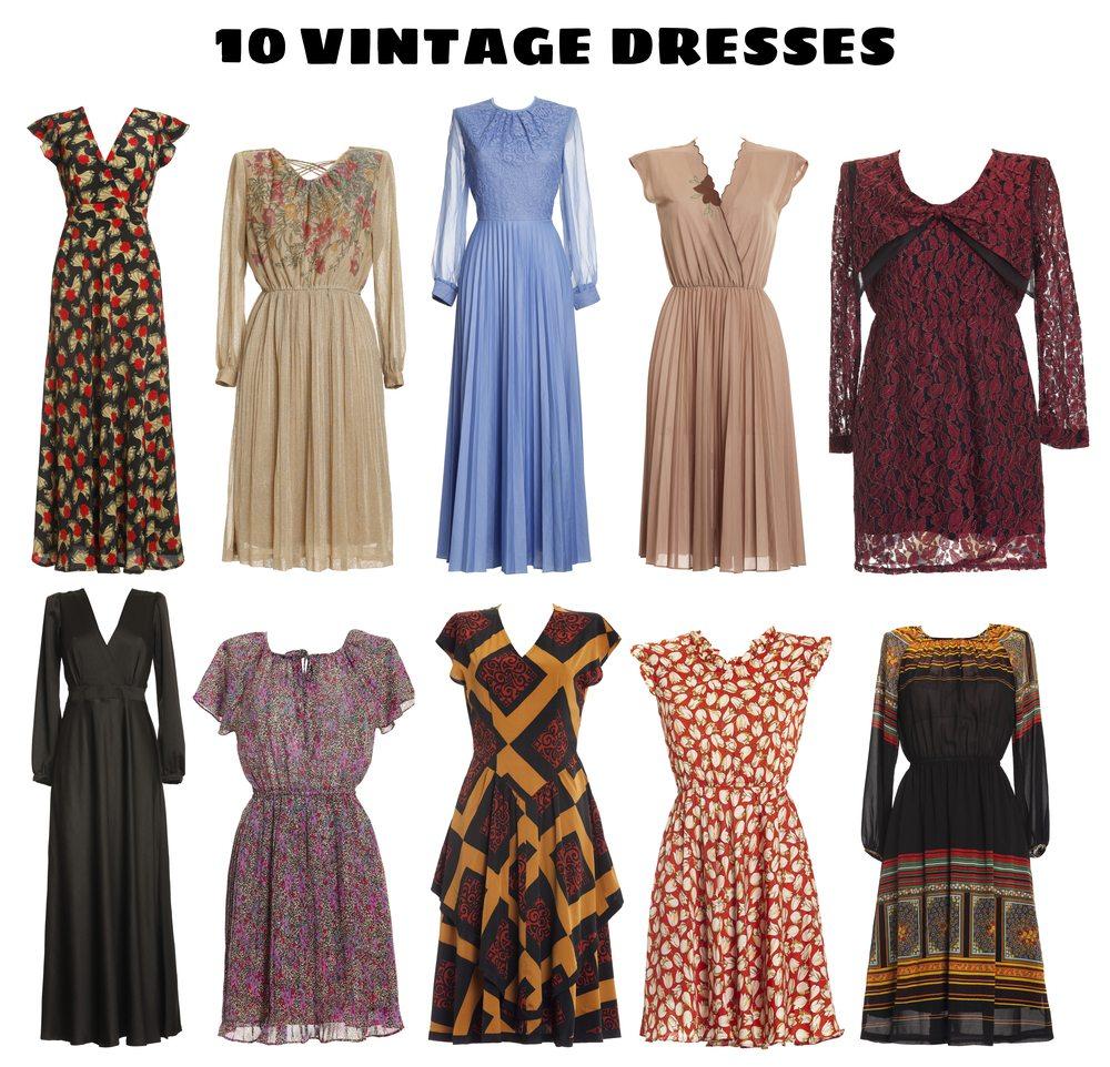 Vintage style klamotten  Was bedeutet Vintage? | Vintage Mode in der Kritik | Ana Alcazar Blog