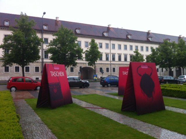 Taschenausstellung in München