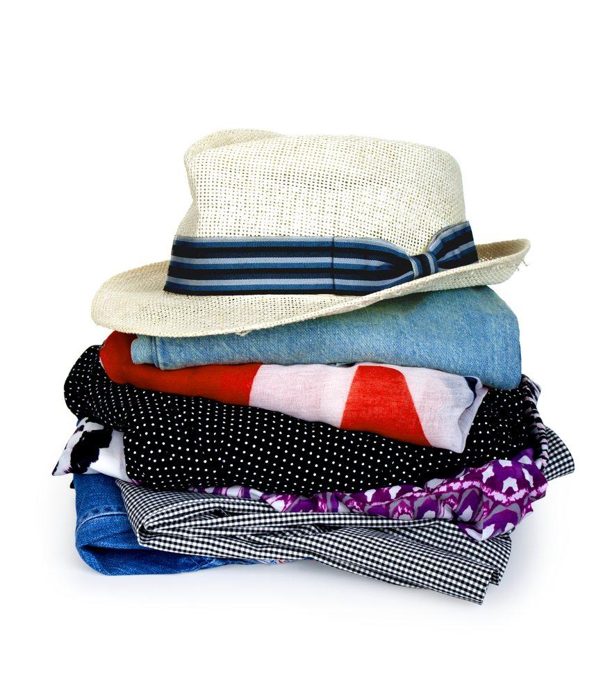 Kleiderschrank aufräumen mit ana alcazar
