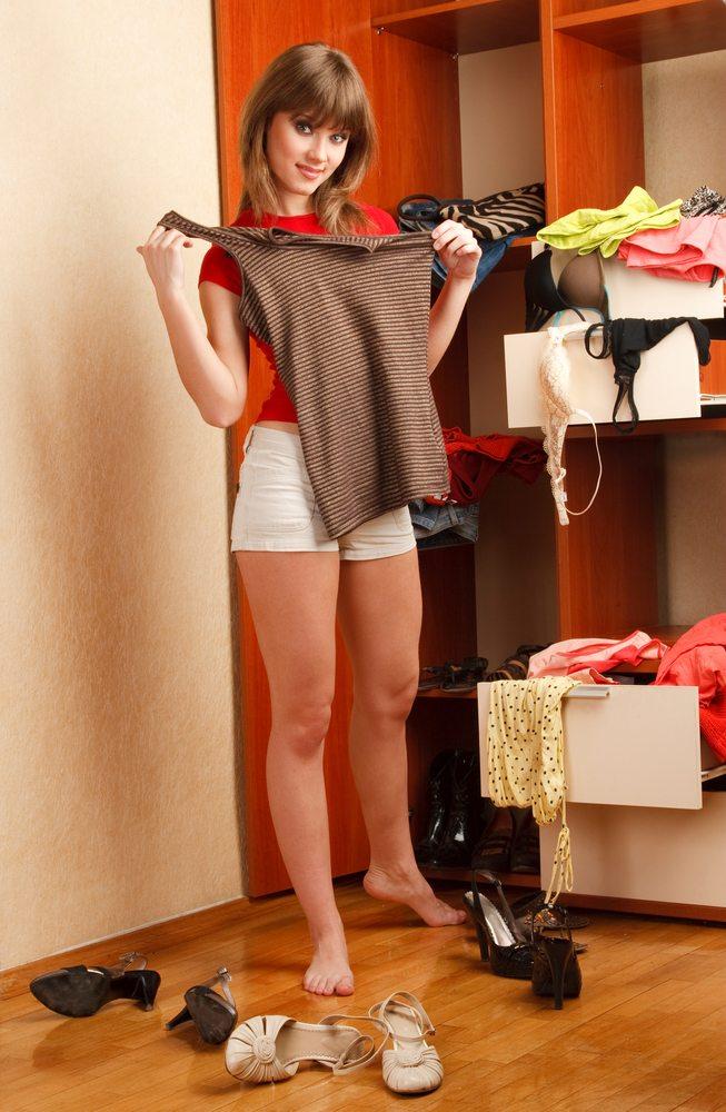 Kleiderschrank ausmisten mit ana alcazar